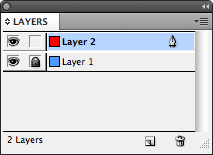 Create new layers