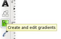 Select Gradient Tool