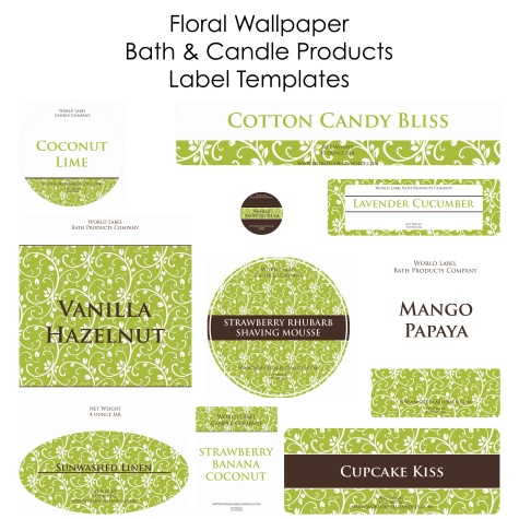 Free Soap Labels & Candle Labels Biz Starter Kit | Worldlabel Blog