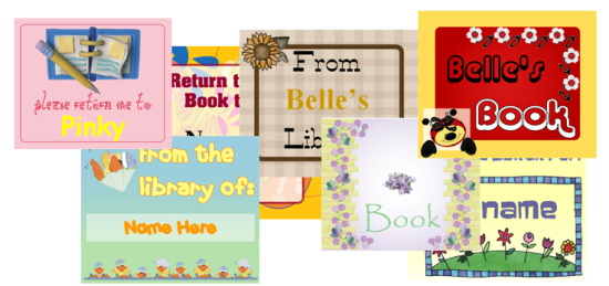 childrens book templates