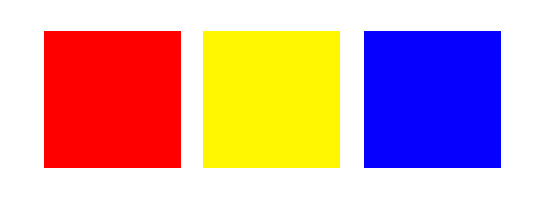 Primary Colors