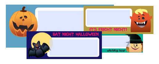 free halloween address labels fillable pdf printables worldlabel blog