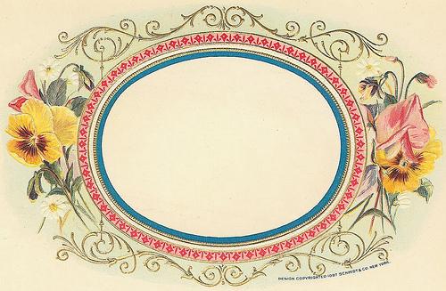 Free Fillable Suzee Que Vintage Labels   Worldlabel Blog