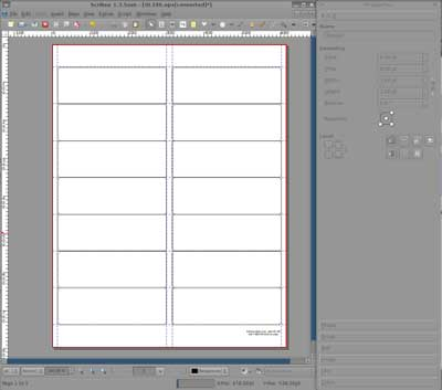 Free Desktop Publishing with Scribus