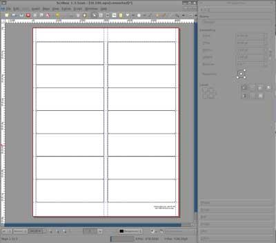 Free Desktop Publishing with Scribus