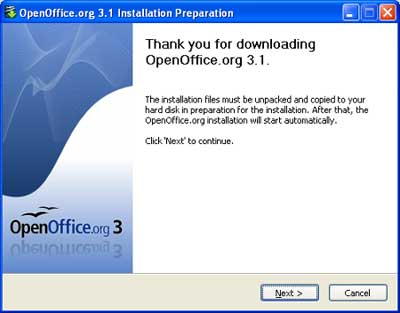 OpenOffice opens up for business