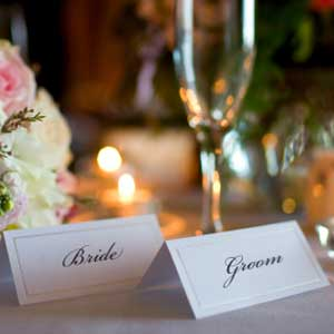 Tips and ideas for the big day from Twitter Bridal Planners