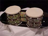 Bongo Drum Cake