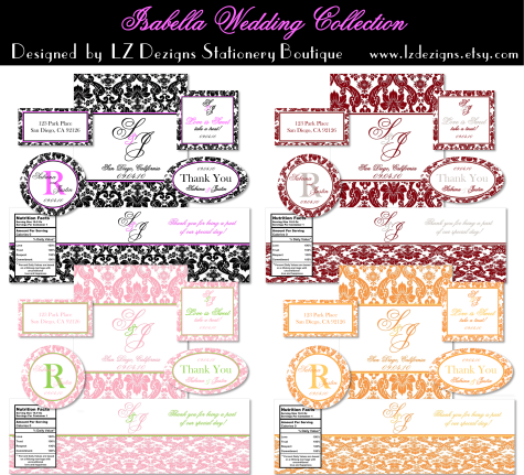 Free wedding return address labels templates mini bridal for Wedding mailing labels templates