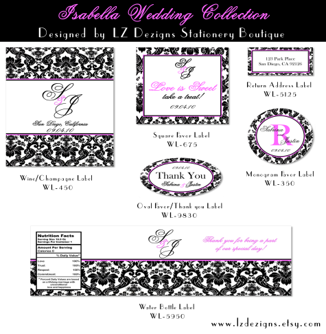 Isabella Wedding Collection