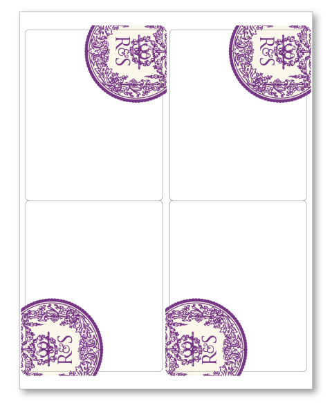 amscan templates place cards - free printable vintage label templates