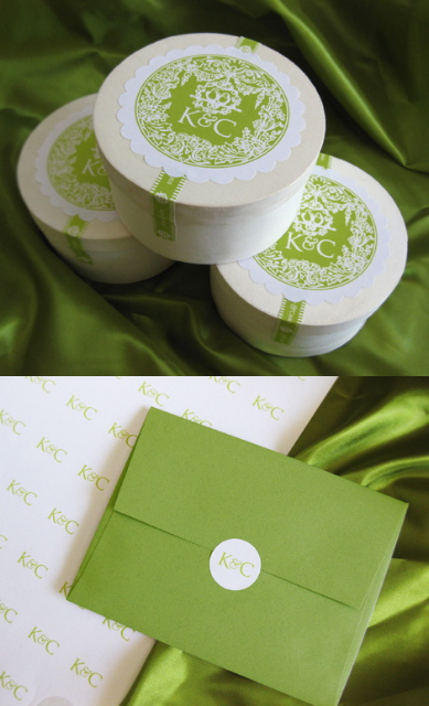 Green Wedding Collection