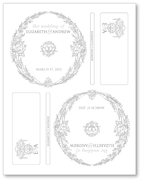 Silver Wedding Collection