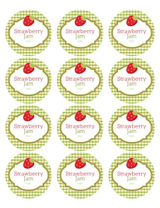 Canning jar labels by ink tree press worldlabel blog for Jelly jar label template
