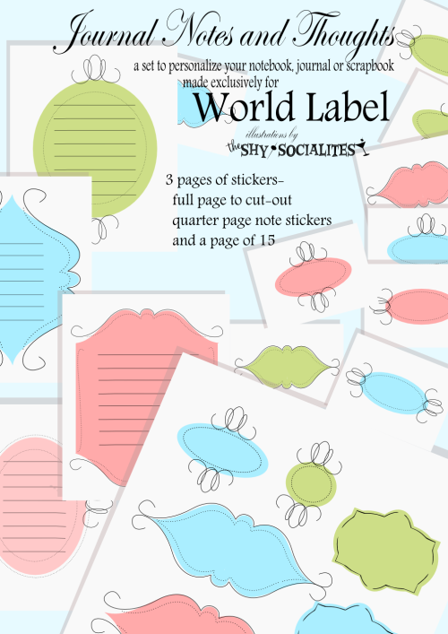 labels for journal notes and thoughts worldlabel blog