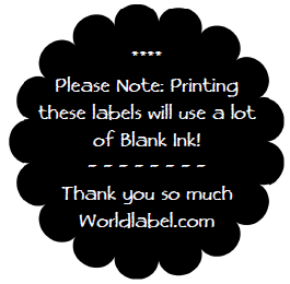 Chalk Labels in fillable templates | Worldlabel Blog