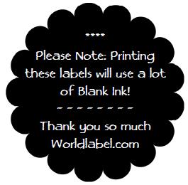chalk labels in fillable templates worldlabel blog