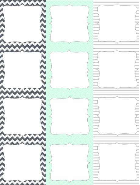 Round square labels from lizzys collection worldlabel blog download negle Gallery