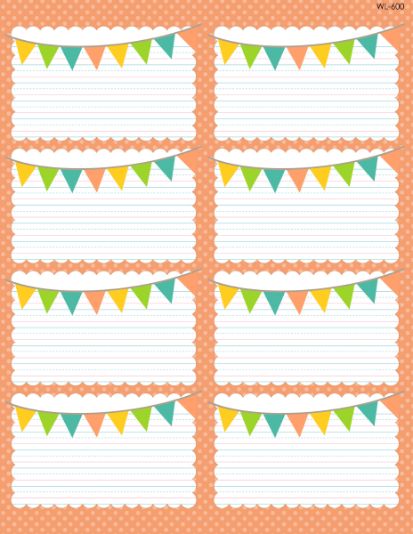 School days printables labels part 1 worldlabel blog for Sd card label template