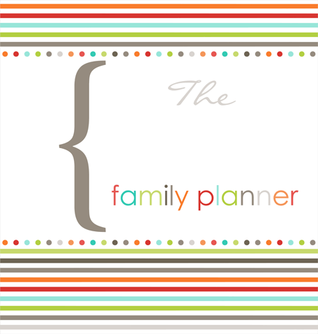 Organized planner the harmonized house project