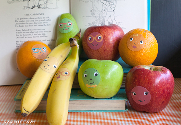 FruitFaceStickers