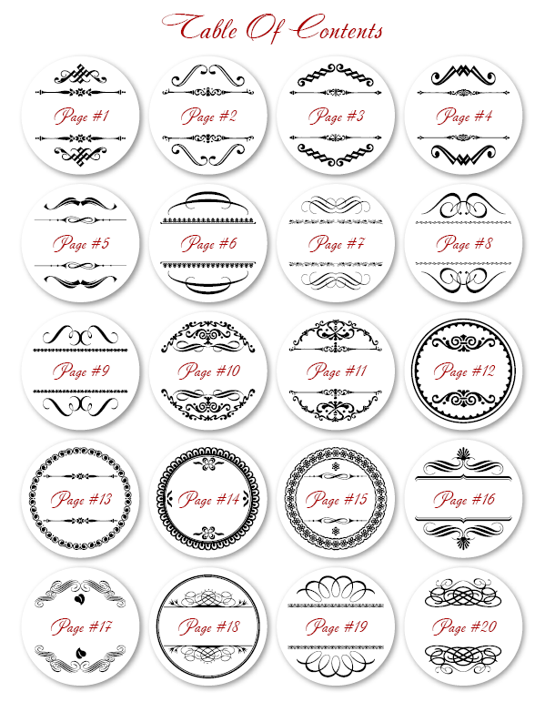 graphic regarding Round Printable Labels named Printable 2 Spherical Labels No cost Template Preset No cost