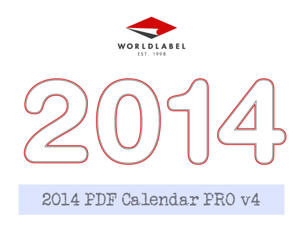 calendar | Worldlabel Blog