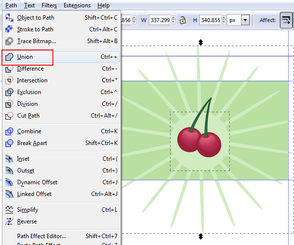 how to draw perfect square inkscape mac
