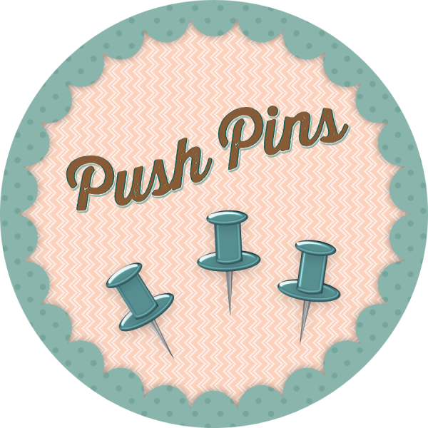 DJL push pins
