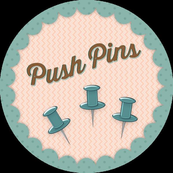 DJL push pins