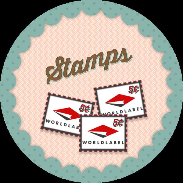 DJL stamps