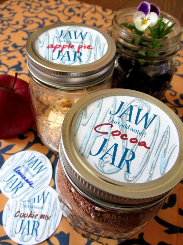 JAW JAR