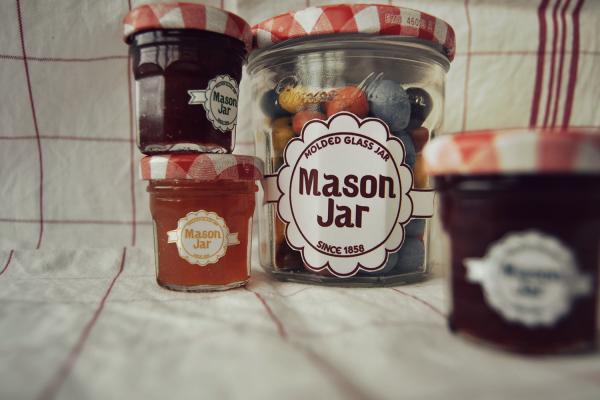 Mason Jar photo