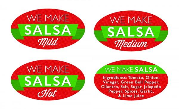 We Make Salsa