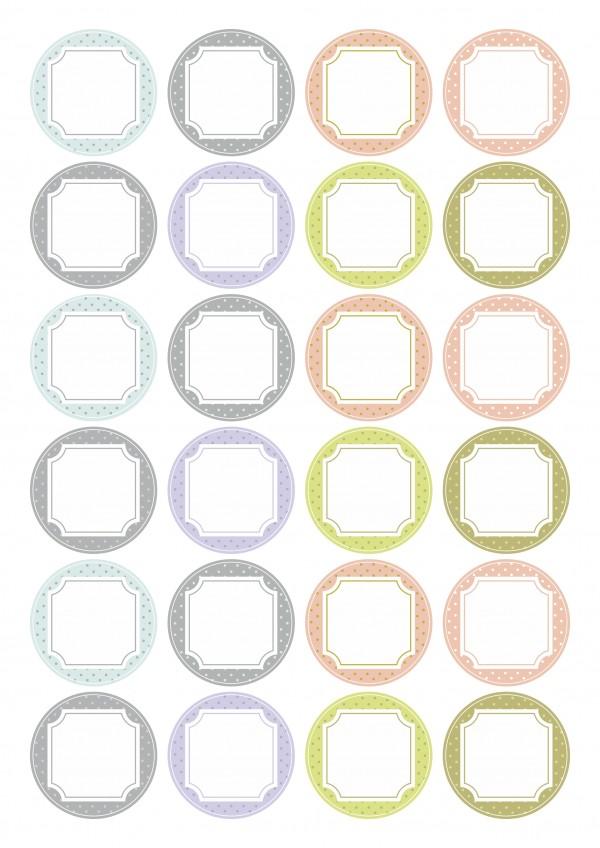 color round