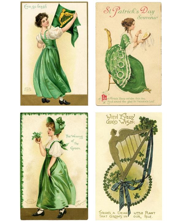 vintage_stpattys_cards