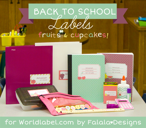 School Label Templates Worldlabel Blog - Cupcake name tag template