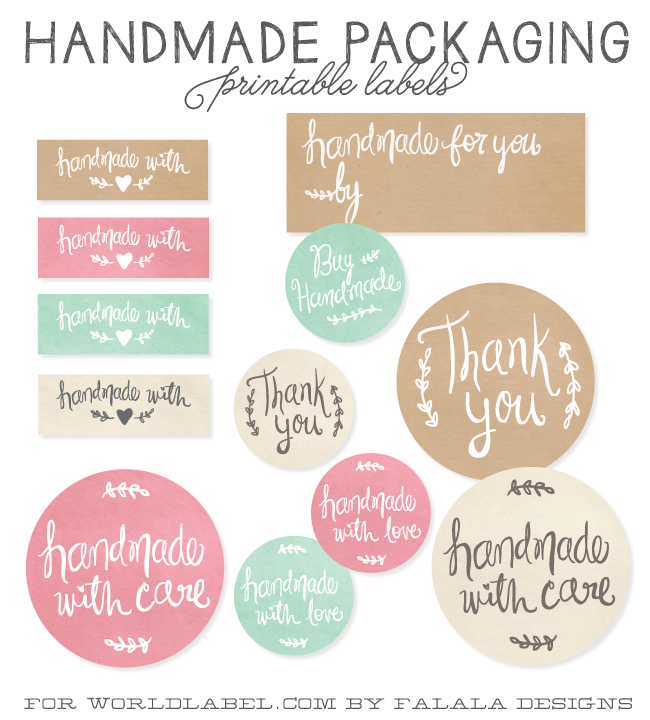 Handmade Packaging Labels Worldlabel Blog