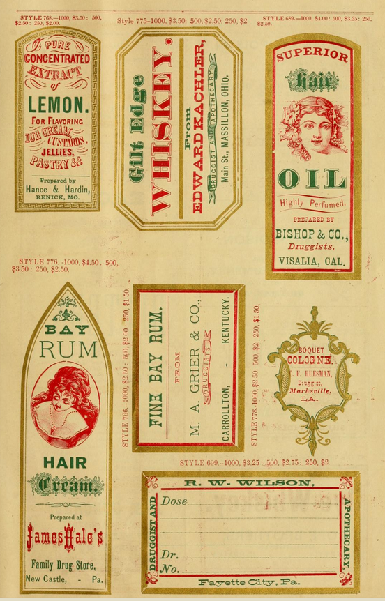 druggist labels-13
