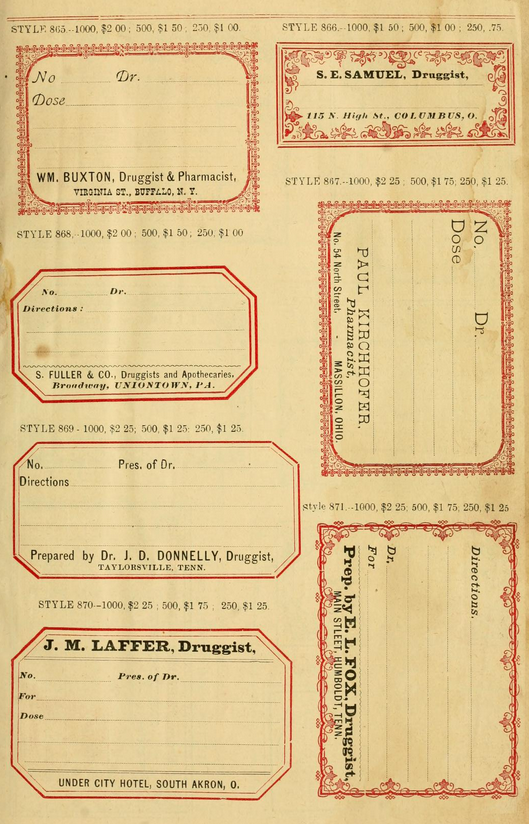 druggist labels-6