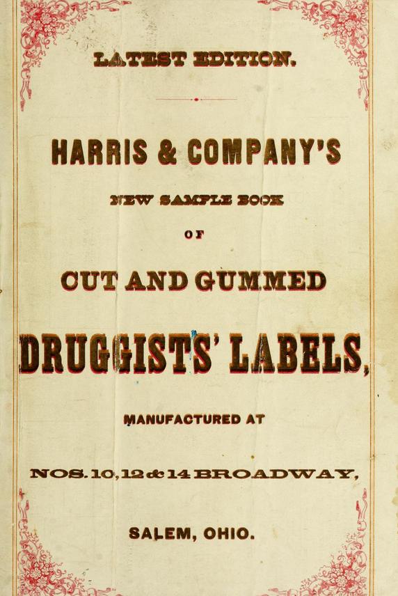 druggist labels