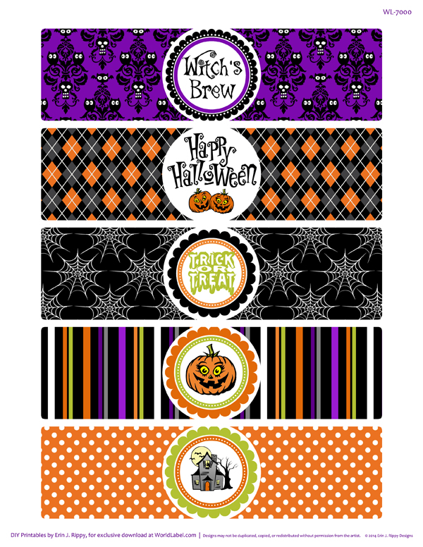bump in the night halloween printables