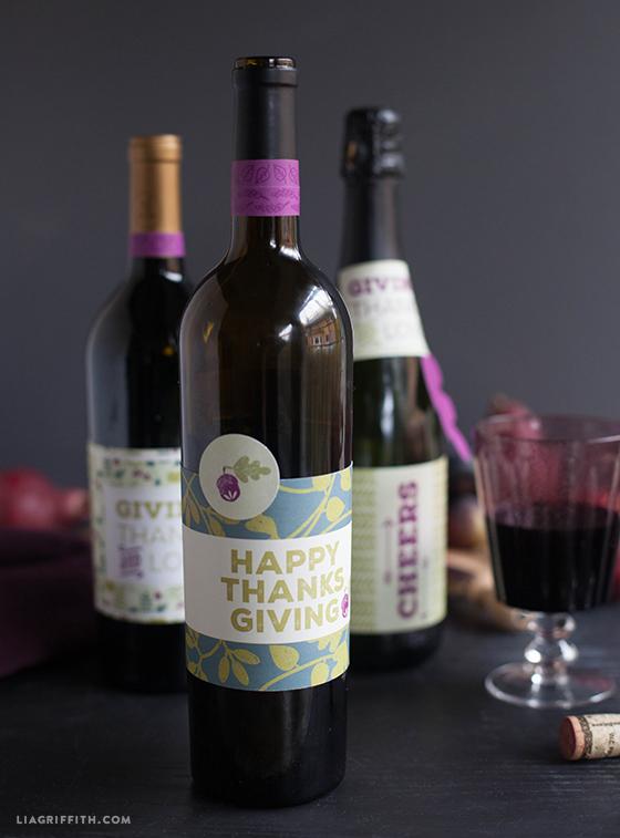 Thanksgiving_Wine_Label