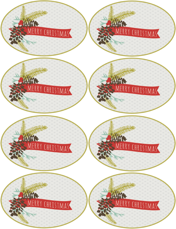 Smart image with regard to oval printable labels