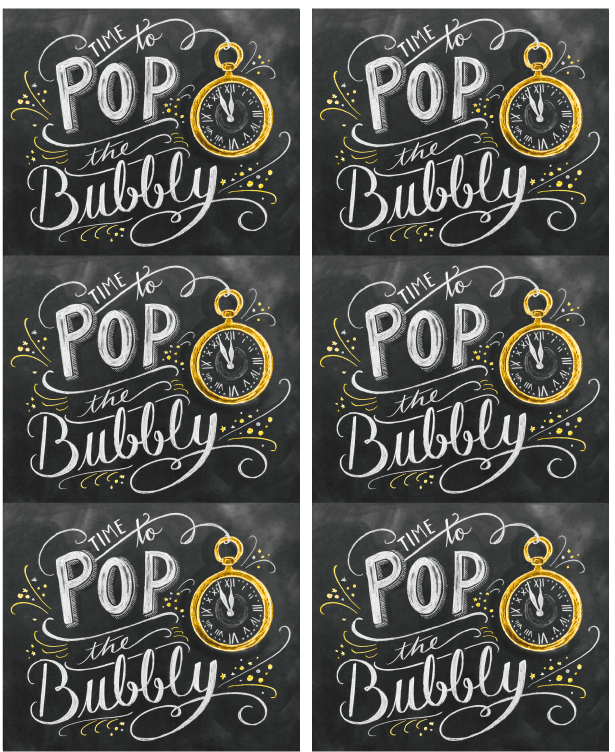 new year u2019s eve party printables by lily  u0026 val
