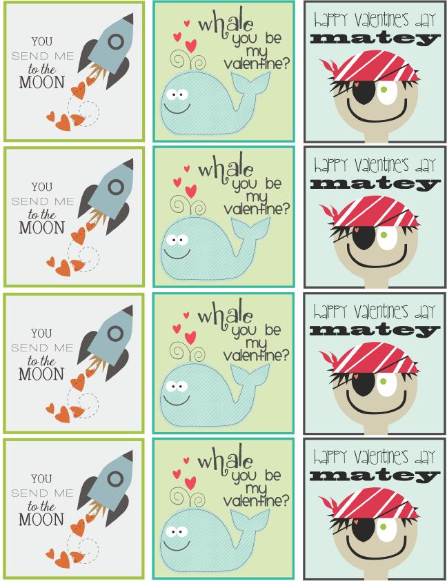 classroom valentine u2019s day labels  printables