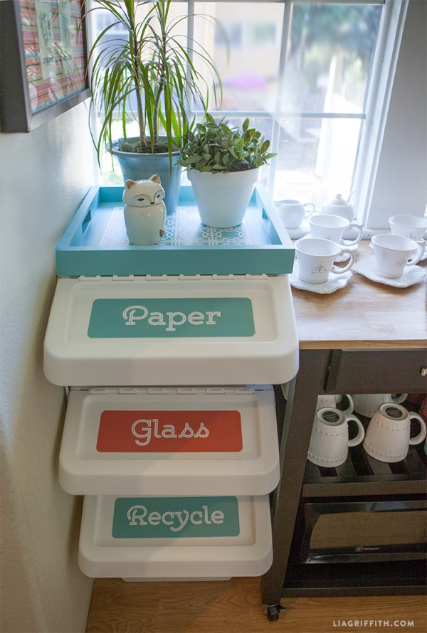 Recycle Labels For Your Home Office Recycling Center