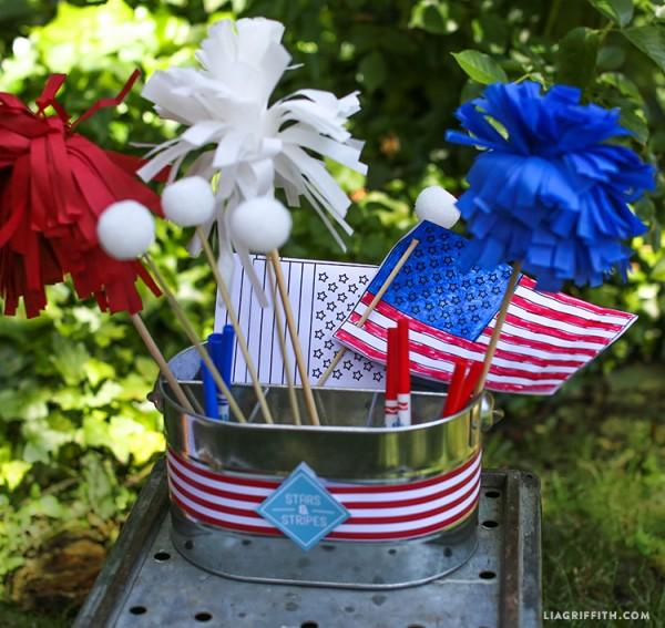 Printable_American_Flags