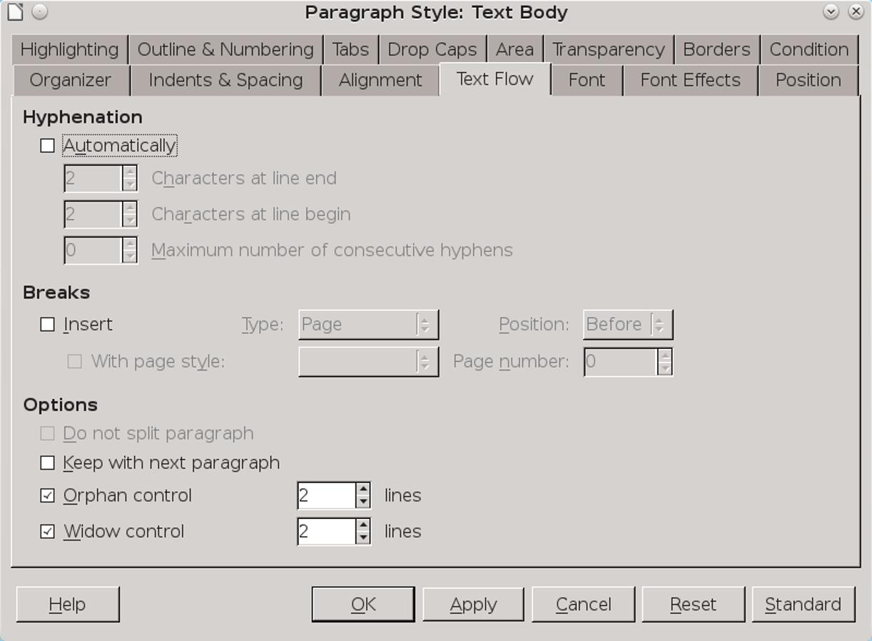 text-flow-tab