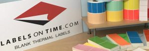 Labelsontime offers Thermal Labels